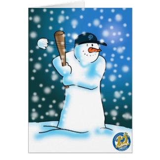 Cartes Édition d'anniversaire de boule de neige de Nashua