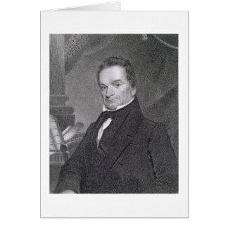 Cartes Edouard Livingston, gravé par Edouard Wellmore (la