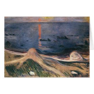 Cartes Edouard mâchent la peinture d'art