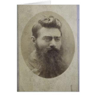 Cartes Edouard (Ned) Kelly, âge 25