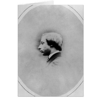 Cartes Edouard VII, 1860