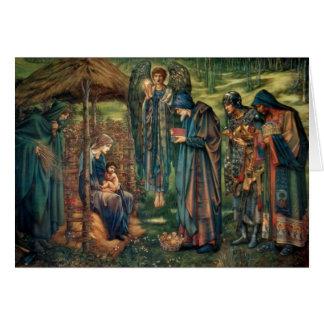 Cartes Edward Burne-Jones : Étoile de Bethlehem