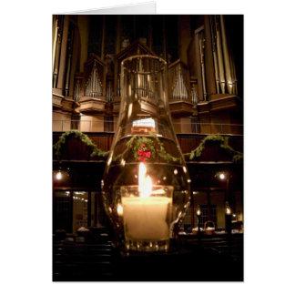 Cartes Église chrétienne de Park Avenue à Noël