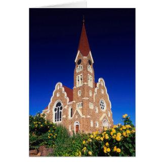 Cartes Église du Christ, Windhoek, Khomas, Namibie