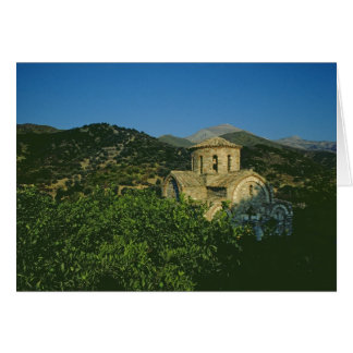 Cartes Église du Panayia