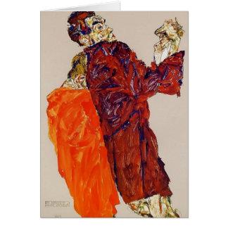 Cartes Egon Schiele- la vérité a été indiqué