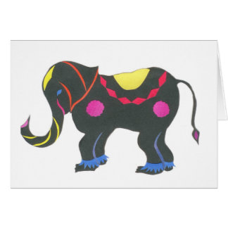 Cartes Éléphant