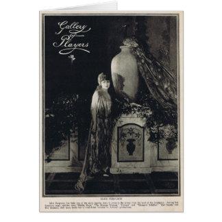 Cartes Elsie Ferguson 1919