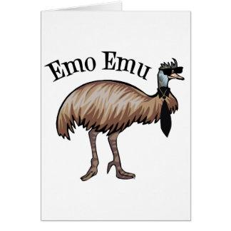 Cartes Émeu d'Emo