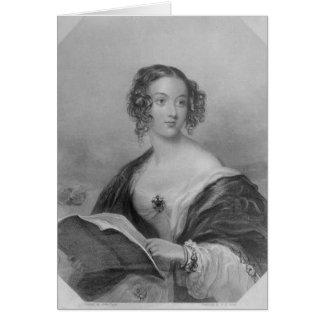 Cartes Emily Mary, comtesse Cowper