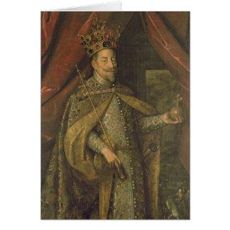 Cartes Empereur Matthias de l'Autriche