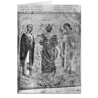 Cartes Empereur Nicephorus III Botaniates