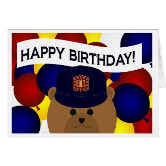 Cartes EMT - Héros du joyeux anniversaire EMT !