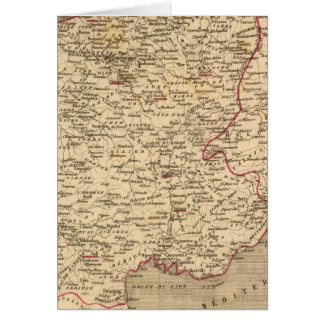 Cartes En 1809 de d'Italie d'empire Francais et de
