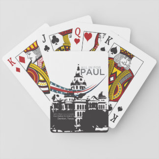 Cartes en liasse de Paul Jeux De Cartes