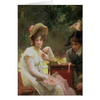 Cartes En Love, 1907