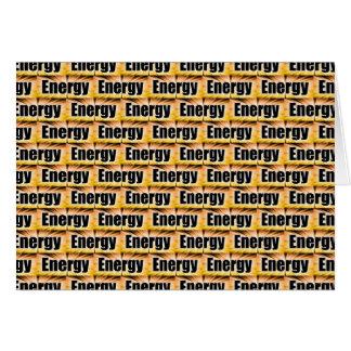 Cartes Énergie
