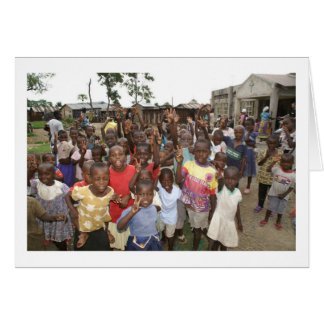 Cartes Enfants de POP Kisumu