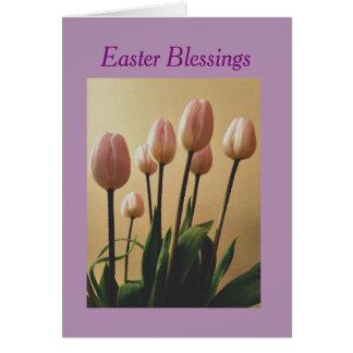 Cartes Envoyez les bénédictions de Pâques avec des