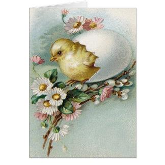 Cartes Éphémères victoriens de Pâques