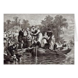 Cartes Épouses pour les colons chez Jamestown