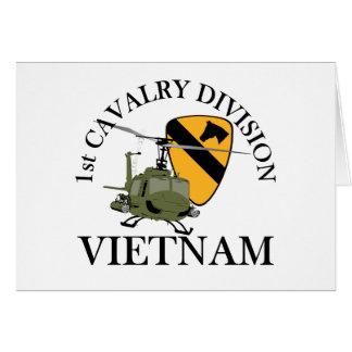 Cartes ęr Vétérinaire de Cav Vietnam