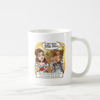 Cartes et cadeaux drôles de bébés de Birther Mug Blanc