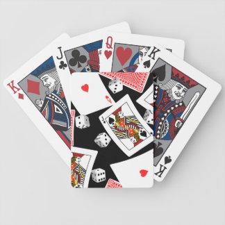 Cartes et matrices jeu de cartes