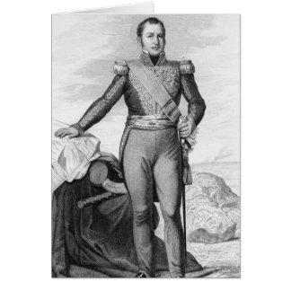 Cartes Etienne Maurice Gerard