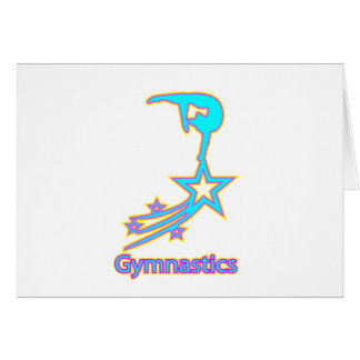Cartes Étoile de gymnastique