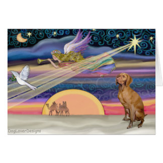 Cartes Étoile de Noël - Viszla 1