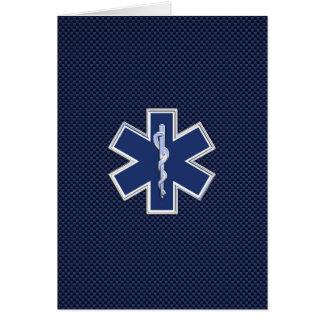 Cartes Étoile des services médicaux de secours