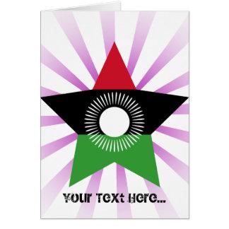 Cartes Étoile du Malawi