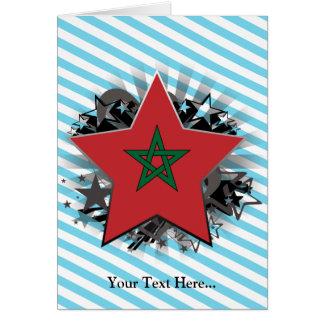 Cartes Étoile du Maroc