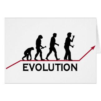 Cartes Évolution de dards