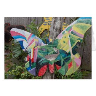 Cartes Expressions de papillon II