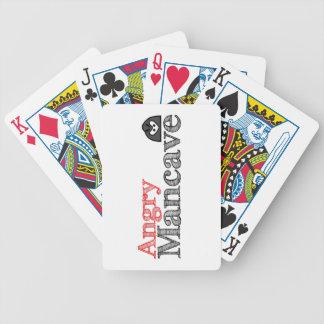 Cartes fâchées de Mancave Jeux De Cartes