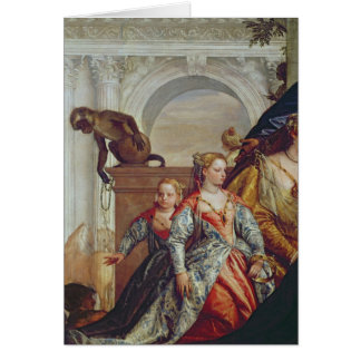 Cartes Famille de Darius avant Alexandre le grand