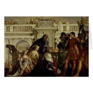 Cartes Famille de Darius avant Alexandre les grands 2