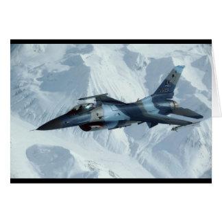 CARTES FAUCON F-16 DE COMBAT
