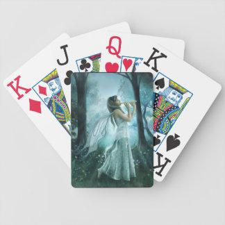 Cartes féeriques jeux de cartes
