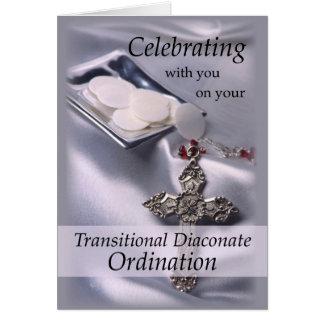Cartes Félicitations transitoires de classification de