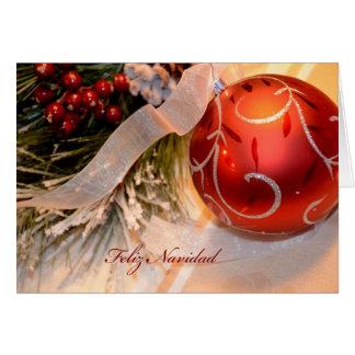 Cartes Feliz Navidad
