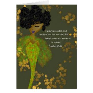 Cartes Femmes de proverbes