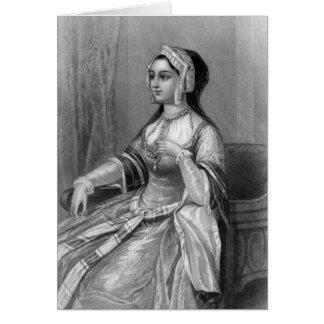 Cartes Femmes historiques - Anne Boleyn