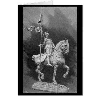 Cartes Femmes historiques - Jeanne d'Arc