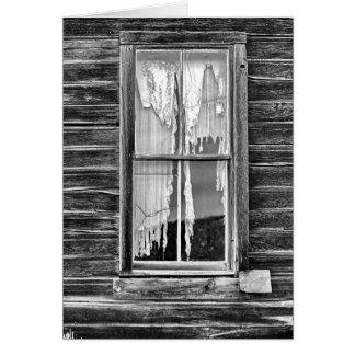Cartes Fenêtre
