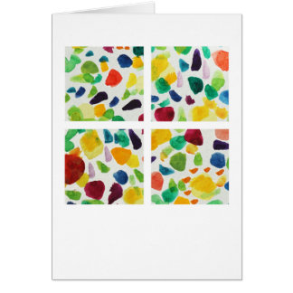 Cartes Fenêtres d'aquarelle