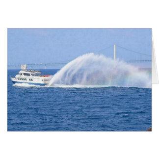 Cartes Ferry d'île de Mackinac