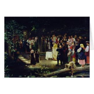Cartes Festin du Transfiguration de notre seigneur